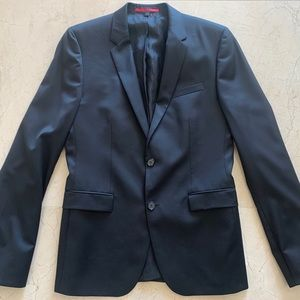 HUGO Boss Red Label Super Black 130 Slim Jacket40L